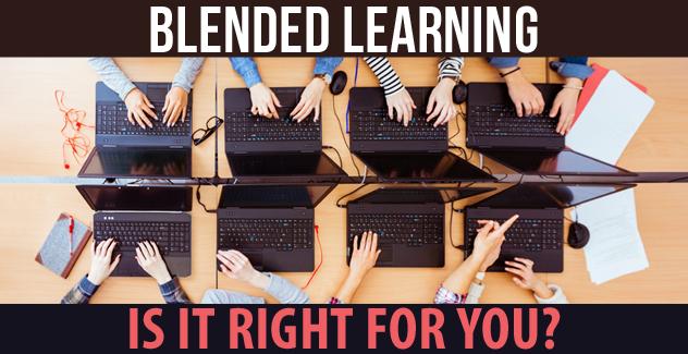 designing for blended learning