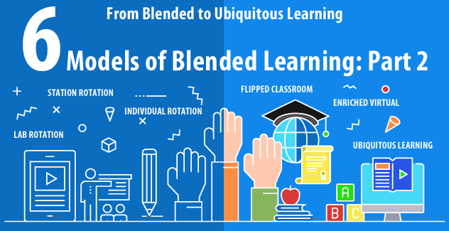 Six Models of Blended Learning: Part 2