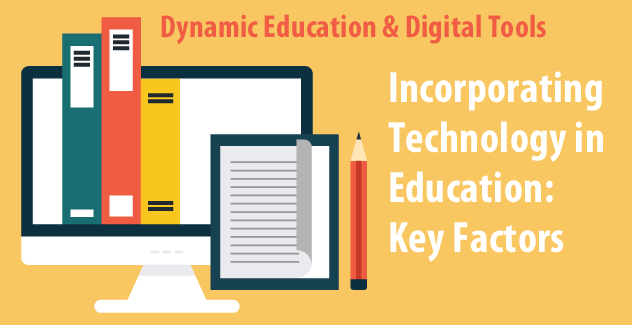 Dynamic Education and Digital Tools: Incorporating Technology in Education